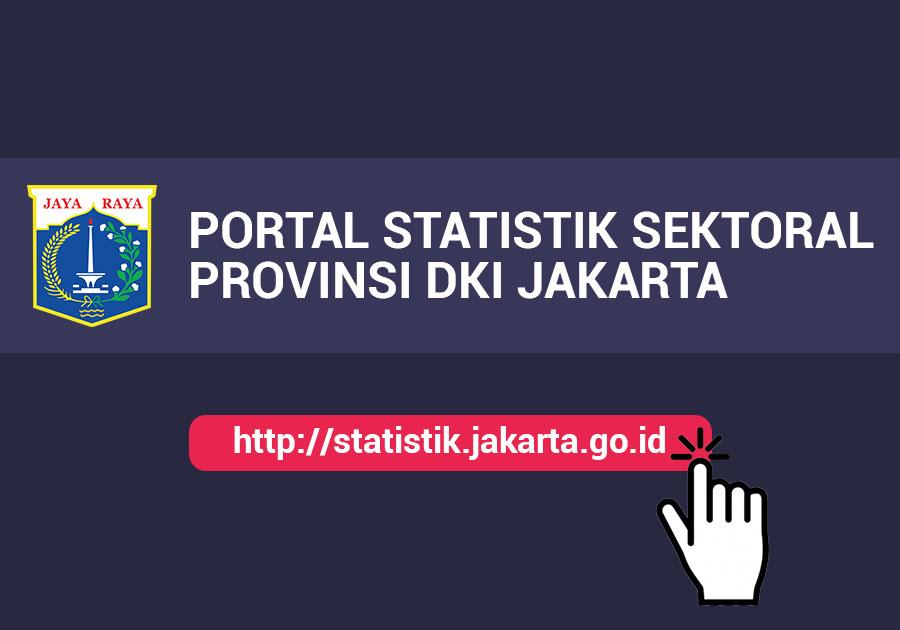 Portal Statistik Sektoral Provinsi DKI Jakarta