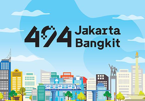 HUT DKI Jakarta ke-494