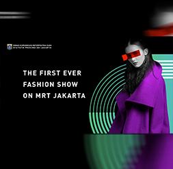 Fashion Rocks MRT Jakarta