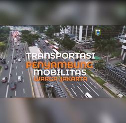 Transportasi Penyambung Mobilitas Warga Jakarta