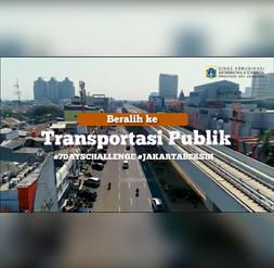 Beralih ke Transportasi Publik