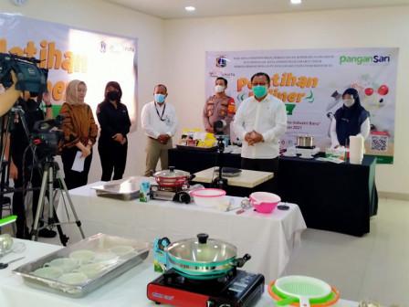 500 Peserta Pelatihan Kuliner Secara Daring