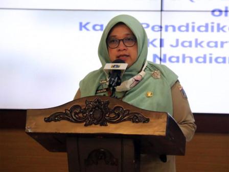 Mulai Besok, Disdik DKI Jakarta Terapkan Uji Coba Pembukaan Sekolah Terbatas dengan Pembelajaran Cam