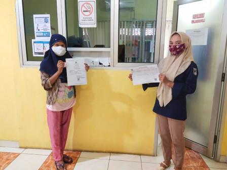 Sudin Dukcapil Kepulauan Seribu Layani 1.008 Berkas Kependudukan Selama Pandemi