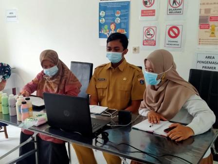 Sudin KPKP Jaktim Gelar Seminar Webinar Pengolahan dan Pemasaran Susu