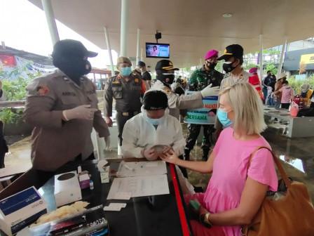 Libur Nasional, 474 Wisatawan Berkunjung ke Kepulauan Seribu