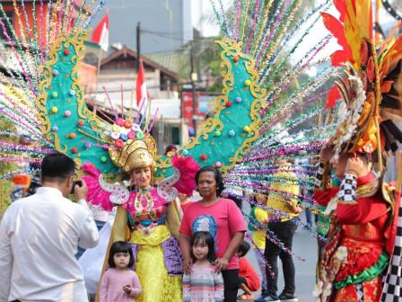 Festival Bang Jaim Tingkatkan Pariwisata Ibu Kota