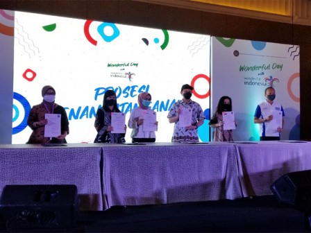 Ancol Signs MoU with Tourism and Creative Economy Ministry