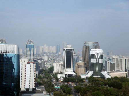 Jakarta Diprediksi Berawan Hari Ini