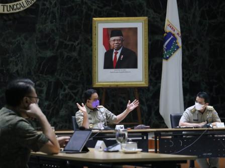 Gubernur Anies Gandeng TP PKK Untuk Dorong Partisipasi Vaksinasi di Jakarta