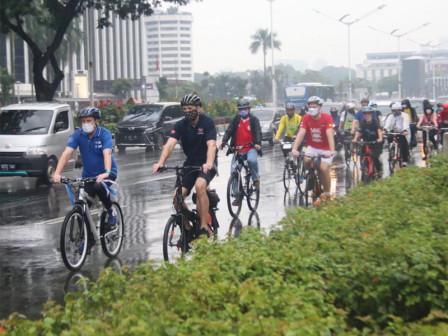 EU Climate Diplomacy Week 2020, Anies Apresiasi Dukungan Negara Nordik dalam Penggunaan Sepeda sebag