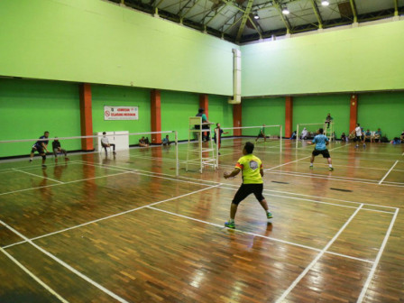Dispora DKI Izinkan Fasilitas Olahraga Indoor Beroperasi