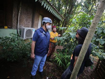World Environment Day, Anies Plants Bamboo at Sangga Buana City Park