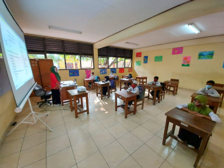 Enam Sekolah di Kepulauan Seribu Uji Coba Pembelajaran Tatap Muka