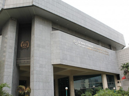 Gedung DPRD DKI Kembali Dibuka