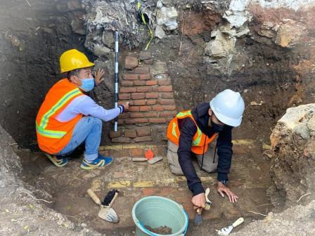 Dinas Kebudayaan Lakukan Wasdal Eskavasi Arkeologi di Jalan Tongkol