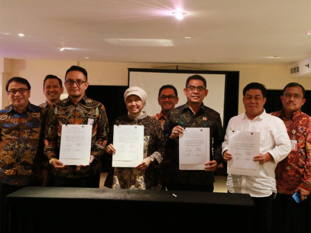 PT JIEP Involves Agrarian Ministry to Accelerate Land Certification