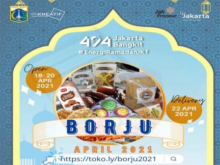 200 SMEs Enliven Jakpreneur Jakarta Online Bazaar