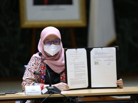 Dukung Gerakan Pakai Masker, Pemprov DKI Berkolaborasi dengan Perkumpulan Sahabat Peduli Bangsa Maju