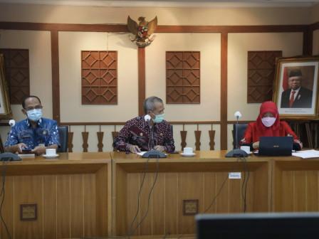 North Jakarta Pusip Socializes SIAP Jak Application