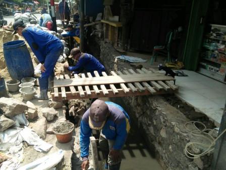 Channel Normalization Work on Jl. Camar Semper Barat Accelerated