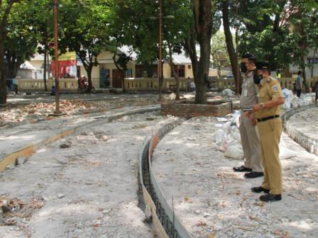 Bupati Tinjau Progres Pembangunan Sarpras di Lima Pulau Permukiman