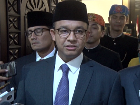 Anies Appreciates Discussion Results of Last Year's LKPJ in DPRD