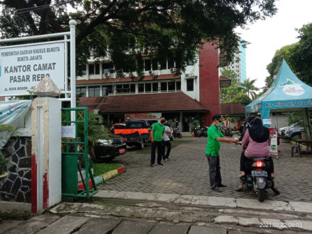 Starting This Friday, Pasar Rebo Sub-district Office Returns to Serve Residents