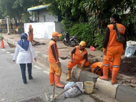 256 Channels in Grogol Petamburan Cleaned