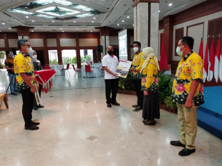 This Year's West Jakarta PMI Bulan Dana is Targeted to Collect Rp 5 Billion