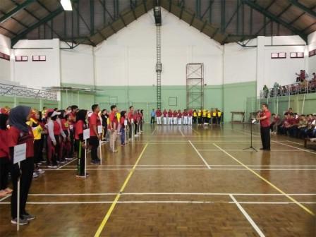 Wali Kota Jaktim Buka FSOT Cabang Olahraga Senam