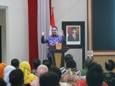 Anies Urges its Ranks to Intensify Massive Socialization Amid COVID-19 Fears