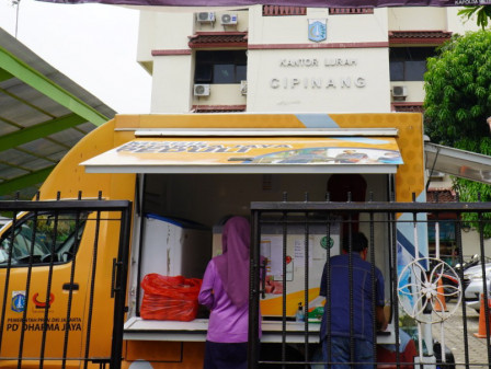 Enthusiastic Residents in Cipinang for Food Truck Daging Goes to Kelurahan