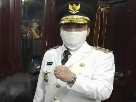 Presiden Lantik Ahmad Riza Patria Sebagai Wagub DKI Jakarta