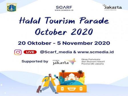 Parekraf Agency Holds Halal Tourism Parade 2020