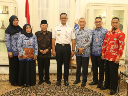 DKI Assists to Renovate 21 Schools in North Lombok