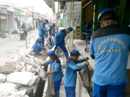 Central Jakarta Continues to Optimize Flood Mitigation