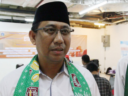 South Jakarta PTSP Receives 9,970 Permit and Non-permit Applications