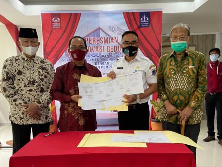 Kembangkan Layanan Diseminasi dan Pelestarian Kebudayaan Daerah, Disbud DKI Berkolaborasi dengan STM