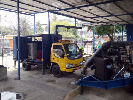 West Jakarta Prepares 37 Pump Houses to Face the Upcoming Rainy Season