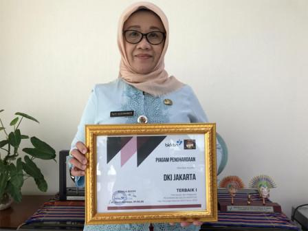 Pelaksanaan KB di DKI Dapat Penghargaan Terbaik I Tingkat Nasional