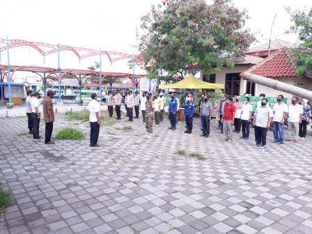 Operasi Tertib Masker di Kelurahan Pulau Kelapa Tidak Ditemukan Pelanggaran
