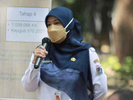 Dinsos DKI Cairkan Dana Tahap III Program KLJ, KPDJ dan KAJ
