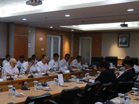 DPRD-TAPD Discusses 2020 Draft KUA-PPAS