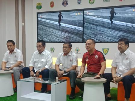 KONI DKI Jakarta Optimis Sambut PON 2020