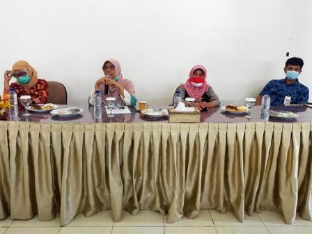 Sudin PPAPP Kepulauan Seribu Sosialisasikan Pencegahan Stunting Pada Anak