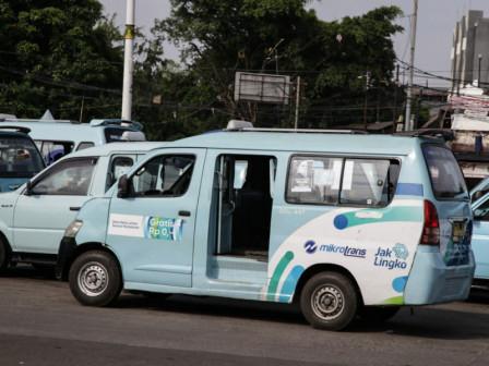 Transjakarta Alihkan Sejumlah Rute Mikrotrans
