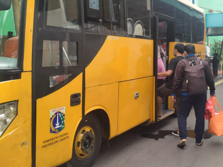 Upas Siapkan 42 Armada Bus Sekolah untuk Evakuasi Pasien COVID 19