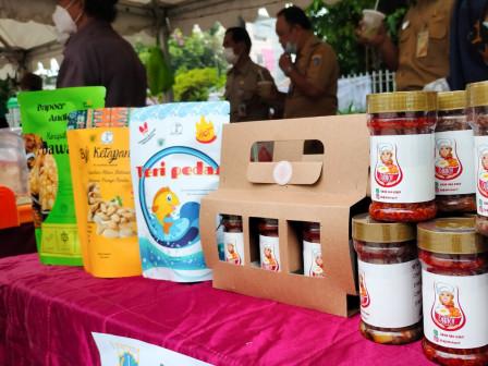30 Pelaku UMKM Ikuti Bazar di Gropet