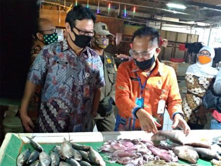 KPKP Ensures Food Safety in Jakarta